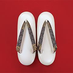 東京ますいわ屋 Ginza Style 銀座スタイル 06 草履